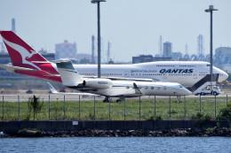tsubasa0624さんが、羽田空港で撮影したアメリカ個人所有 G-V-SP Gulfstream G550 Eitamの航空フォト(飛行機 写真・画像)