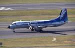 kumagorouさんが、羽田空港で撮影したエアーニッポン YS-11A-500の航空フォト(飛行機 写真・画像)