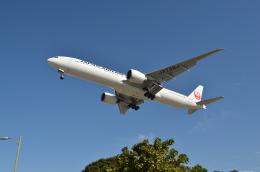 JL60さんが、ロサンゼルス国際空港で撮影した日本航空 777-346/ERの航空フォト(飛行機 写真・画像)