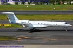 Chofu Spotter Ariaさんが、成田国際空港で撮影したアメリカ個人所有 G-V-SP Gulfstream G550の航空フォト(飛行機 写真・画像)