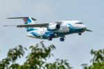 パンダさんが、成田国際空港で撮影したアンガラ・エアラインズ An-148-100Eの航空フォト(写真)