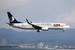 T.Sazenさんが、関西国際空港で撮影した山東航空 737-85Nの航空フォト(写真)