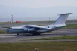 はなおさんが、関西国際空港で撮影したアルジェリア空軍 Il-76TDの航空フォト(写真)