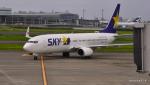 AT-Xさんが、羽田空港で撮影したスカイマーク 737-8FHの航空フォト(写真)