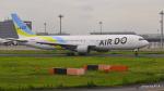 AT-Xさんが、羽田空港で撮影したAIR DO 767-381の航空フォト(写真)