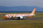 T.Sazenさんが、関西国際空港で撮影したスクート (〜2017) 787-9の航空フォト(飛行機 写真・画像)