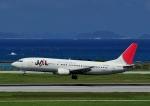 じーく。さんが、那覇空港で撮影したJALエクスプレス 737-446の航空フォト(飛行機 写真・画像)