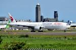 tsubasa0624さんが、成田国際空港で撮影した中国東方航空 777-39P/ERの航空フォト(飛行機 写真・画像)