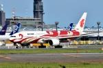 tsubasa0624さんが、成田国際空港で撮影した中国国際航空 777-2J6の航空フォト(飛行機 写真・画像)
