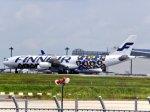 あしゅーさんが、成田国際空港で撮影したフィンエアー A340-313Xの航空フォト(飛行機 写真・画像)
