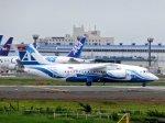 あしゅーさんが、成田国際空港で撮影したアンガラ・エアラインズ An-148-100Eの航空フォト(写真)