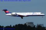 Chofu Spotter Ariaさんが、成田国際空港で撮影したアイベックスエアラインズ CL-600-2C10 Regional Jet CRJ-702ERの航空フォト(飛行機 写真・画像)