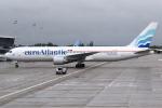 kinsanさんが、ブリュッセル国際空港で撮影したユーロアトランティック・エアウェイズ 767-33A/ERの航空フォト(写真)