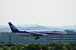 Dojalanaさんが、新千歳空港で撮影した全日空 777-281/ERの航空フォト(写真)