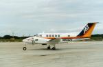 kumagorouさんが、仙台空港で撮影した日本エアシステム B200 Super King Airの航空フォト(写真)
