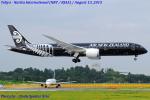 Chofu Spotter Ariaさんが、成田国際空港で撮影したニュージーランド航空 787-9の航空フォト(飛行機 写真・画像)