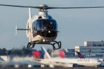 パンダさんが、成田国際空港で撮影した森ビルシティエアサービス EC135T2+の航空フォト(飛行機 写真・画像)