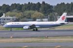 Oceanbuleさんが、成田国際空港で撮影した中国国際航空 A321-213の航空フォト(写真)