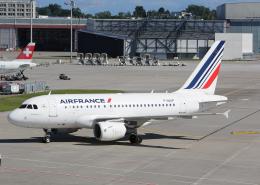 航空フォト:F-GUGP エールフランス航空 A318