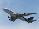 aquaさんが、関西国際空港で撮影したタイ国際航空 747-4D7の航空フォト(写真)