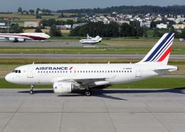 航空フォト:F-GRHH エールフランス航空 A319