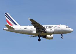 航空フォト:F-GUGA エールフランス航空 A318