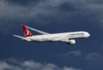BTYUTAさんが、成田国際空港で撮影したターキッシュ・エアラインズ 777-3F2/ERの航空フォト(飛行機 写真・画像)