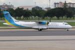 kinsanさんが、ドンムアン空港で撮影したカン・エアラインズ ATR-72-500 (ATR-72-212A)の航空フォト(写真)