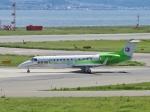 aquaさんが、関西国際空港で撮影した東方公務航空 EMB-135BJ Legacy 650の航空フォト(飛行機 写真・画像)