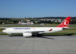 Bokuranさんが、チューリッヒ空港で撮影したターキッシュ・エアラインズ A330-243Fの航空フォト(飛行機 写真・画像)