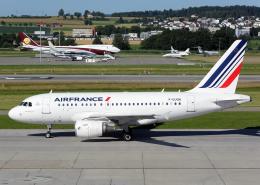 航空フォト:F-GUGN エールフランス航空 A318