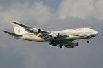 RUSSIANSKIさんが、シンガポール・チャンギ国際空港で撮影したブルネイ政府 747-430の航空フォト(写真)