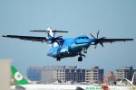 Peter Hoさんが、台湾桃園国際空港で撮影した天草エアライン ATR-42-600の航空フォト(写真)