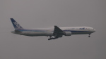 SVMさんが、千歳基地で撮影した全日空 777-381の航空フォト(写真)