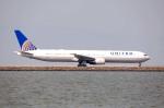サンフランシスコ国際空港 - San Francisco International Airport [SFO/KSFO]で撮影されたユナイテッド航空 - United Airlines [UA/UAL]の航空機写真