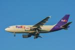 パンダさんが、成田国際空港で撮影したフェデックス・エクスプレス A310-324/ET(F)の航空フォト(写真)