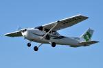 tsubasa0624さんが、大利根飛行場で撮影した日本個人所有 172R Skyhawkの航空フォト(写真)