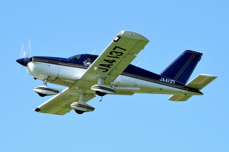 tsubasa0624さんの日本個人所有 Socata TB-9/10/200 Tampico/Tobago (JA4137) 航空フォト