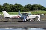 tsubasa0624さんが、龍ケ崎飛行場で撮影した新中央航空 172P Skyhawkの航空フォト(飛行機 写真・画像)