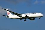 tsubasa0624さんが、成田国際空港で撮影した日本航空 787-8 Dreamlinerの航空フォト(飛行機 写真・画像)