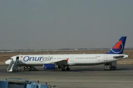 Jack catcherさんが、エセンボーア国際空港で撮影したオヌール・エア A321-231の航空フォト(飛行機 写真・画像)