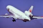 その他の流動資産さんが、伊丹空港で撮影した日本航空 DC-10-40Dの航空フォト(写真)