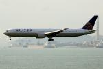 BARCAさんが、香港国際空港で撮影したユナイテッド航空 767-424/ERの航空フォト(写真)