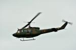 Dojalanaさんが、函館駐屯地で撮影した陸上自衛隊 UH-1Jの航空フォト(写真)