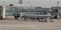 luneskyさんが、フランクフルト国際空港で撮影したルフトハンザドイツ航空 A321-231の航空フォト(飛行機 写真・画像)