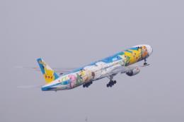 Airfly-Superexpressさんが、羽田空港で撮影した全日空 777-381の航空フォト(写真)