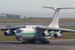 Koenig117さんが、関西国際空港で撮影したアルジェリア空軍 Il-76TDの航空フォト(写真)