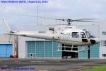 Chofu Spotter Ariaさんが、東京ヘリポートで撮影した日本個人所有 AS350B3 Ecureuilの航空フォト(写真)