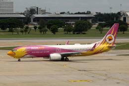 航空フォト:HS-DBS ノックエア 737-800