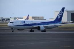 tarchanさんが、ダニエル・K・イノウエ国際空港で撮影した全日空 767-381/ERの航空フォト(飛行機 写真・画像)